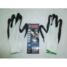 120 Bulk Nitrile Dipped Gloves