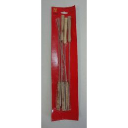 "36 Bulk 6pc 12"" Bbq Sticks"
