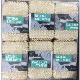 48 Bulk Natural Waffle Style Louganis Sponge