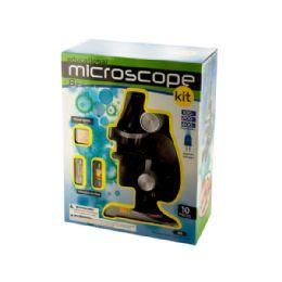 6 Bulk Educational Microscope Kit