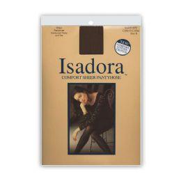 72 Bulk Isadora Comfort Sheer Pantyhose