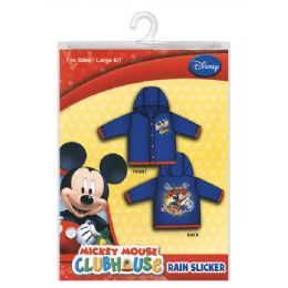 12 Bulk Mickey Mouse Rain Slicker