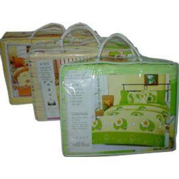 12 Bulk 4 Pcs Bedclothes Set Full
