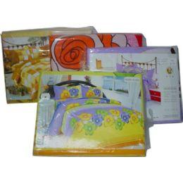 24 Bulk 4 Pcs Bedclothes Set
