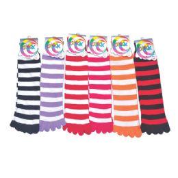 120 Bulk Fashion Fur Lined Cotton Gloves
