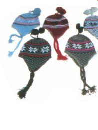 72 Bulk Kids Fashion Winter Beanie Hats