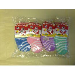 120 Bulk Children Fuzzy Socks