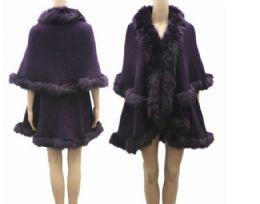 4 Bulk Woman's Fur Line Winter Jacket