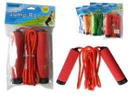 144 Bulk Fitness Jump Rope For Kids, Outdoor Fun Activity Exercise Activity For Kids 2.66m