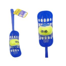"72 Bulk Ball Launcher 14""+tennis Ball"