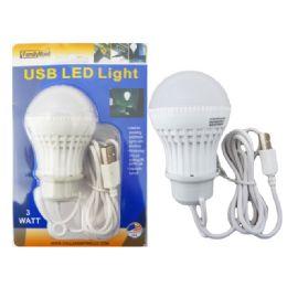72 Bulk 3 Watt Usb Led Light Bulb