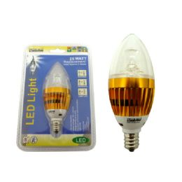96 Bulk Led Light 3watts Silver