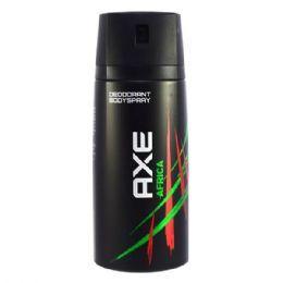 24 Bulk Axe Body Spray 150ml Africa