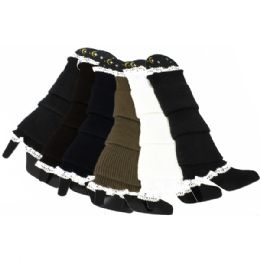 120 Bulk Leg Warmers In Assorted Colors