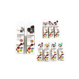 96 Bulk Ear Bud Headphones In 8 Assorted Colors