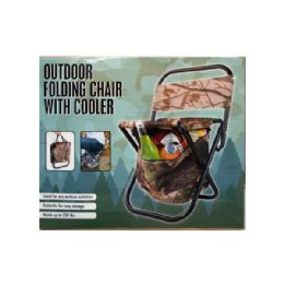 3 Bulk Outdoor Folding Chair With Cooler Bag