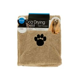 12 Bulk Medium Super Absorbent Dog Drying Towel