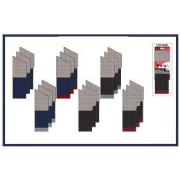 180 Bulk Unisex Thermal SockS- 3 Pair Pack Sizes 9-11