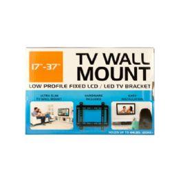 12 Bulk Small Low Profile Tv Wall Mount