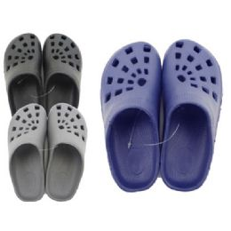 72 Bulk Boys Garden Shoes Assorted Colors And Sizes