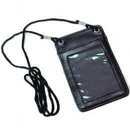 96 Bulk Id Holder With Necklace