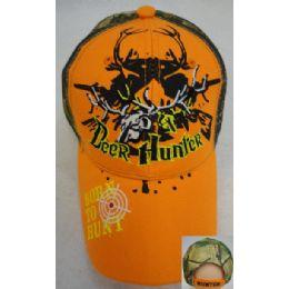 24 Bulk Deer Hunter With Deer Skull [born To Hunt On Bill]