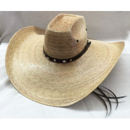 12 Bulk Mens Cowboy Hat