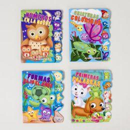 48 Bulk Board Book Spanish Teaching Tabs