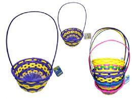 "72 Bulk Easter Basket 10x8x15.5""h"