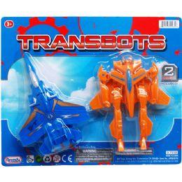 48 Bulk Transbots Play Set