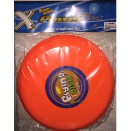 144 Bulk Assorted Color Frisbee