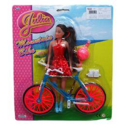 48 Bulk Julia With Mountain Bike
