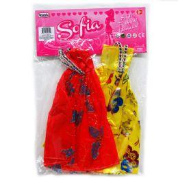 48 Bulk Sofia Doll Outfits