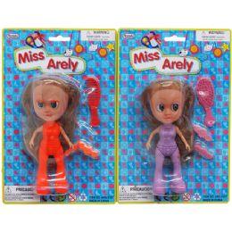 """48 Bulk """"miss Arely"""" Fashion Doll"""