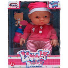 """18 Bulk 8.5"""" Baby Daisy W/accss In Window Box"""