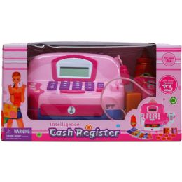 12 Bulk B/o Cash Register W/accss In Window Box
