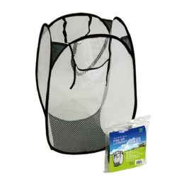 96 Bulk PoP-Up Laundry Hamper 12.5 X 20.5