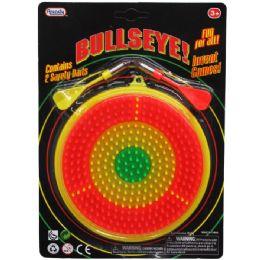 72 Bulk 2 Dart Bullseye! Game Play Set In Blister Card