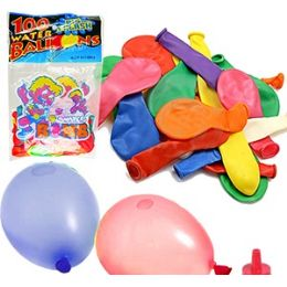 120 Bulk 100 Piece Water Ballons.