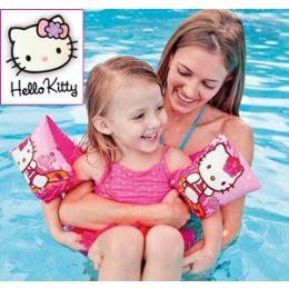 36 Bulk Hello Kitty Armband Floaties.