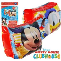 36 Bulk Disney's Mickey's Clubhouse Armband Floaties