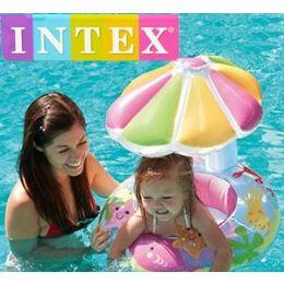 8 Bulk Intex Fish & Friends Baby Float.