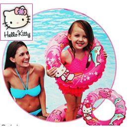 36 Bulk Hello Kitty Swim Rings