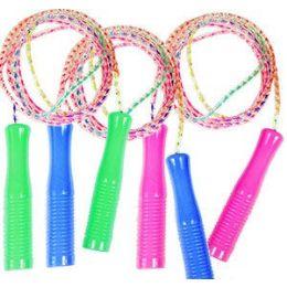 120 Bulk Neon Jump Ropes