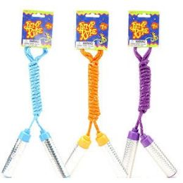 96 Bulk Jump Ropes W/sparkley Handles