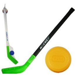 48 Bulk Kiddie Hockey Playsets