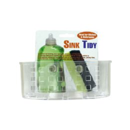 36 Bulk Sink Organizer With Suction Cups