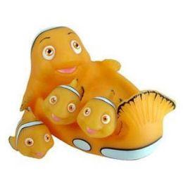 24 Bulk Bath Pals - Clown Fish Family