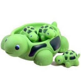 24 Bulk Bath Pals - Turtle Family