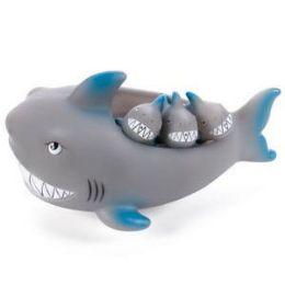 24 Bulk Bath Pals - Shark Family.